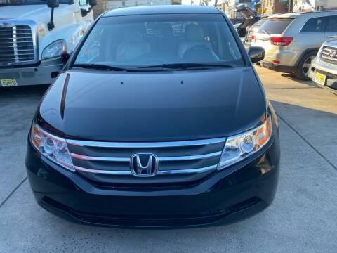 2011 Honda Odyssey for sale at Mr. Motorsales in Elizabeth NJ