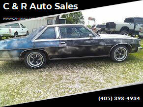 1976 Pontiac Catalina for sale at C & R Auto Sales in Bowlegs OK