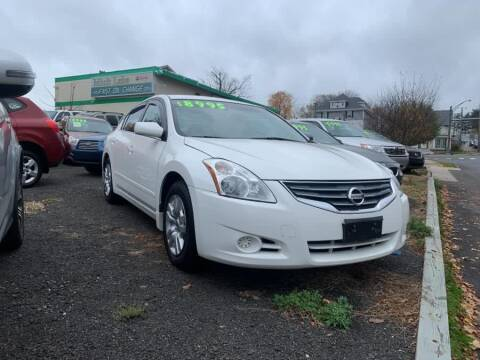 2012 Nissan Altima for sale at Car VIP Auto Sales in Danbury CT