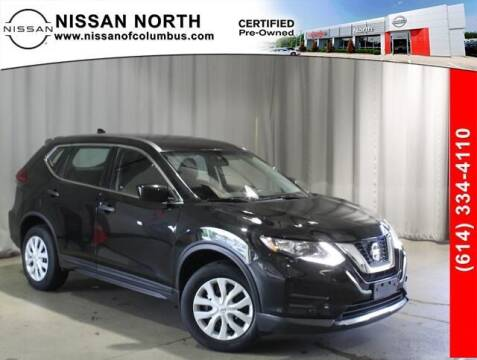2018 Nissan Rogue for sale at Auto Center of Columbus in Columbus OH