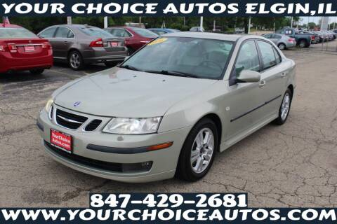 2006 Saab 9-3 for sale at Your Choice Autos - Elgin in Elgin IL