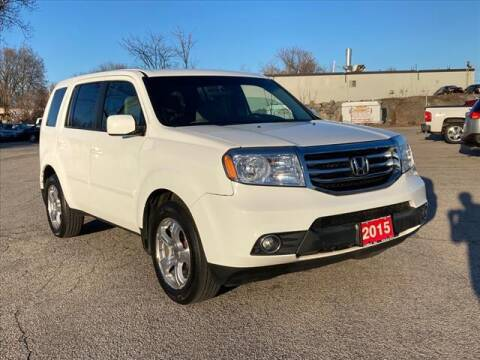 2015 Honda Pilot for sale at AutoCredit SuperStore in Lowell MA