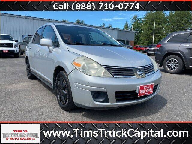 2009 Nissan Versa for sale at TTC AUTO OUTLET/TIM'S TRUCK CAPITAL & AUTO SALES INC ANNEX in Epsom NH