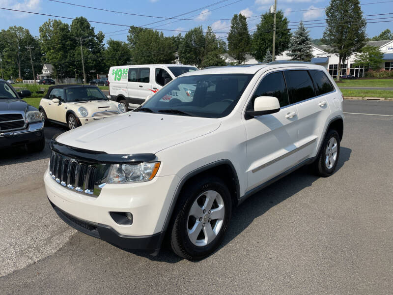 2011 Jeep Grand Cherokee for sale at Candlewood Valley Motors in New Milford CT