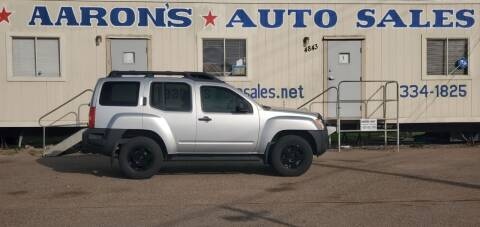 2008 Nissan Xterra for sale at Aaron's Auto Sales in Corpus Christi TX