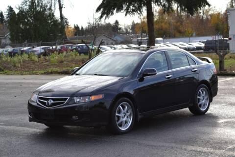 2006 Acura TSX for sale at Skyline Motors Auto Sales in Tacoma WA