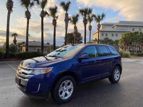 2014 Ford Edge for sale at Gulf Financial Solutions Inc DBA GFS Autos in Panama City Beach FL
