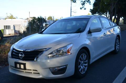 2013 Nissan Altima for sale at Brand Motors llc in Belmont CA
