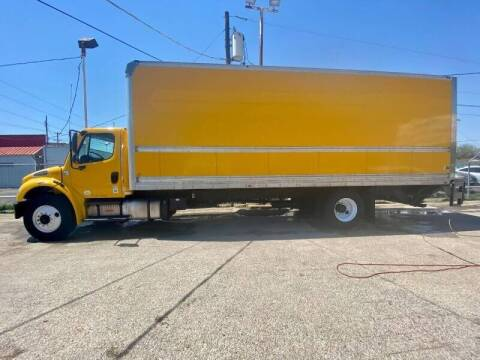 2016 Freightliner M2 106 for sale at Bad Credit Call Fadi in Dallas TX