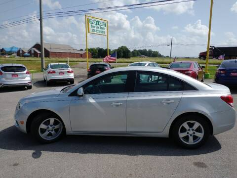 2015 Chevrolet Cruze for sale at Space & Rocket Auto Sales in Meridianville AL