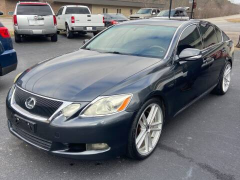 2008 Lexus GS 350 for sale at Luxury Auto Innovations in Flowery Branch GA