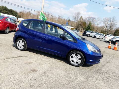 2011 Honda Fit for sale at New Wave Auto of Vineland in Vineland NJ