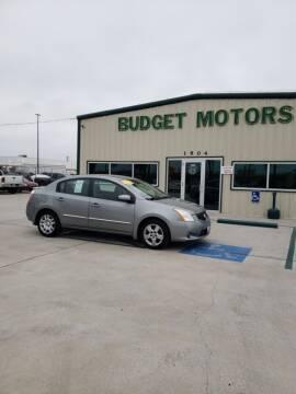 2012 Nissan Sentra for sale at Budget Motors in Aransas Pass TX