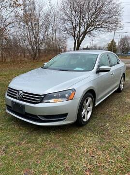 2013 Volkswagen Passat for sale at CItywide Auto Credit in Oregon OH