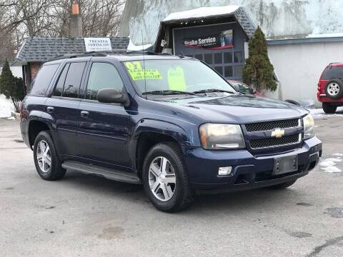 2007 Chevrolet TrailBlazer for sale at United Auto Service in Leominster MA