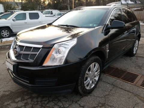 2011 Cadillac SRX for sale at AMA Auto Sales LLC in Ringwood NJ