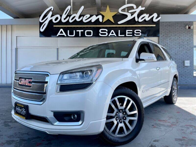 2013 GMC Acadia for sale at Golden Star Auto Sales in Sacramento CA