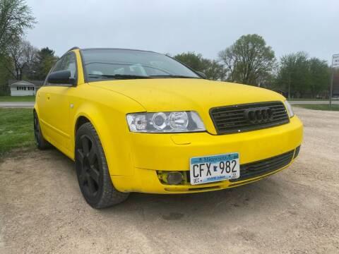 2003 Audi A4 for sale at Big Man Motors in Farmington MN