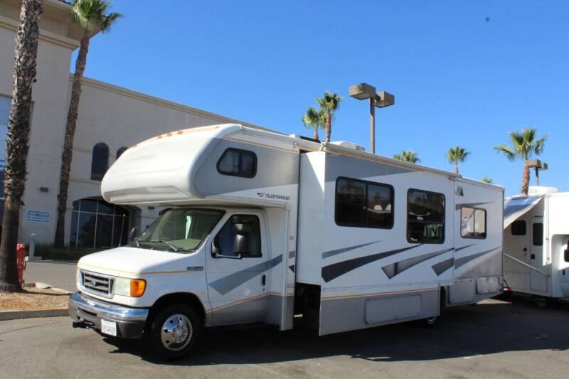 2008 Fleetwood Tioga 31W for sale at Rancho Santa Margarita RV in Rancho Santa Margarita CA