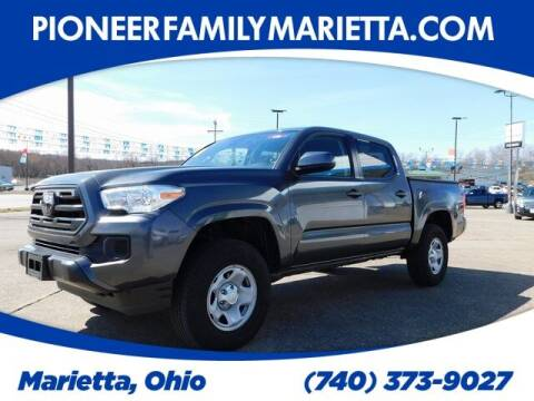 2019 Toyota Tacoma for sale at Pioneer Family preowned autos in Williamstown WV