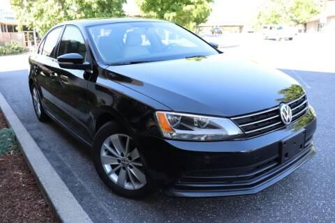 2015 Volkswagen Jetta for sale at California Auto Sales in Auburn CA