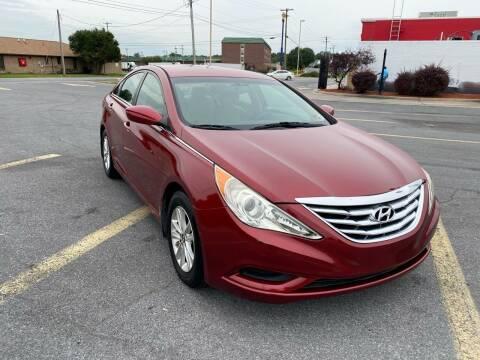 2012 Hyundai Sonata for sale at PREMIER AUTO SALES in Martinsburg WV