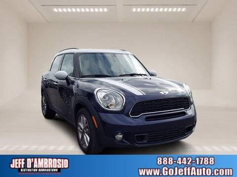 2013 MINI Countryman for sale at Jeff D'Ambrosio Auto Group in Downingtown PA