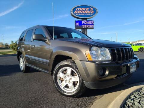 2006 Jeep Grand Cherokee for sale at Monkey Motors in Faribault MN