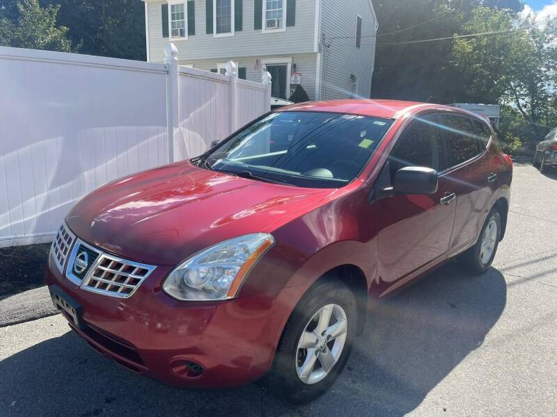 2010 Nissan Rogue for sale at MOTORS EAST in Cumberland RI