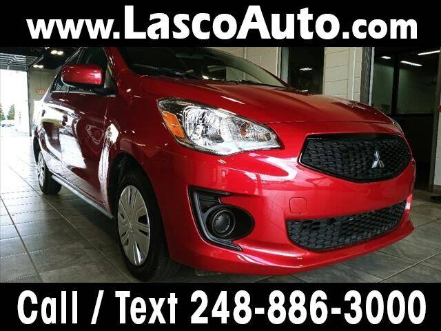 2020 Mitsubishi Mirage G4 for sale in Waterford, MI
