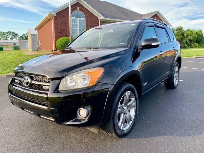 2011 Toyota RAV4 for sale at HillView Motors in Shepherdsville KY