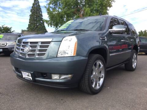 2008 Cadillac Escalade for sale at Pacific Auto LLC in Woodburn OR