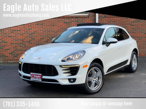 2015 Porsche Macan for sale at Eagle Auto Sales LLC in Holbrook MA