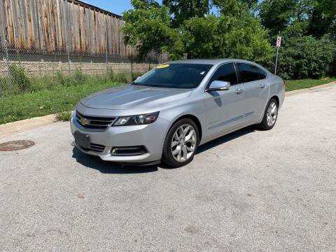 2016 Chevrolet Impala for sale at Posen Motors in Posen IL