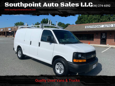 2013 Chevrolet Express Cargo for sale at Southpoint Auto Sales LLC in Greensboro NC