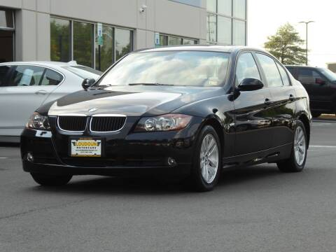 2006 BMW 3 Series for sale at Loudoun Motor Cars in Chantilly VA