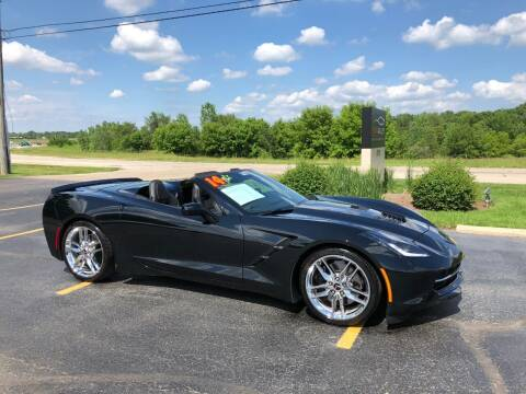 2014 Chevrolet Corvette for sale at Fox Valley Motorworks in Lake In The Hills IL