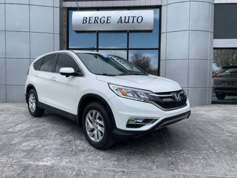 2016 Honda CR-V for sale at Berge Auto in Orem UT