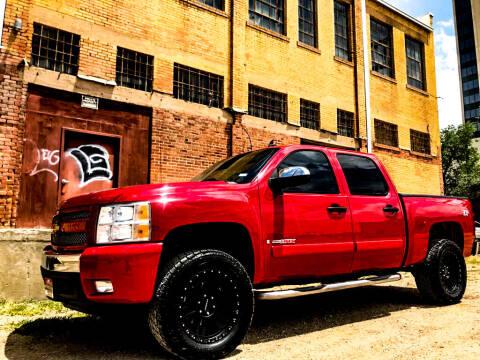 2008 Chevrolet Silverado 1500 for sale at Mickdiesel Motorplex in Amarillo TX
