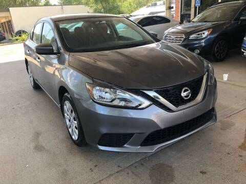2017 Nissan Sentra for sale at Divine Auto Sales LLC in Omaha NE