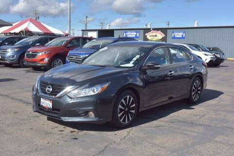 2018 Nissan Altima for sale at Choice Motors in Merced CA