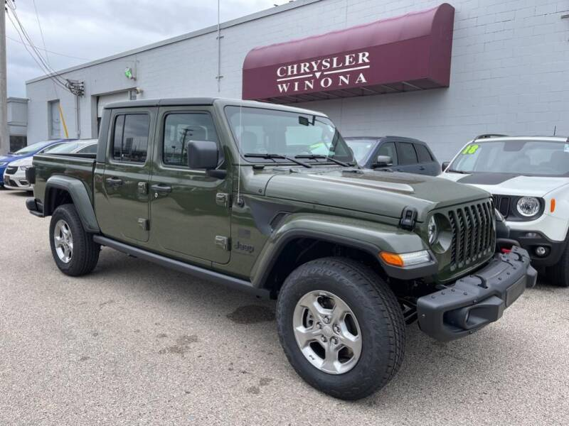 2021 Jeep Gladiator for sale in Winona, MN