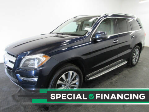 2014 Mercedes-Benz GL-Class for sale at Automotive Connection in Fairfield OH