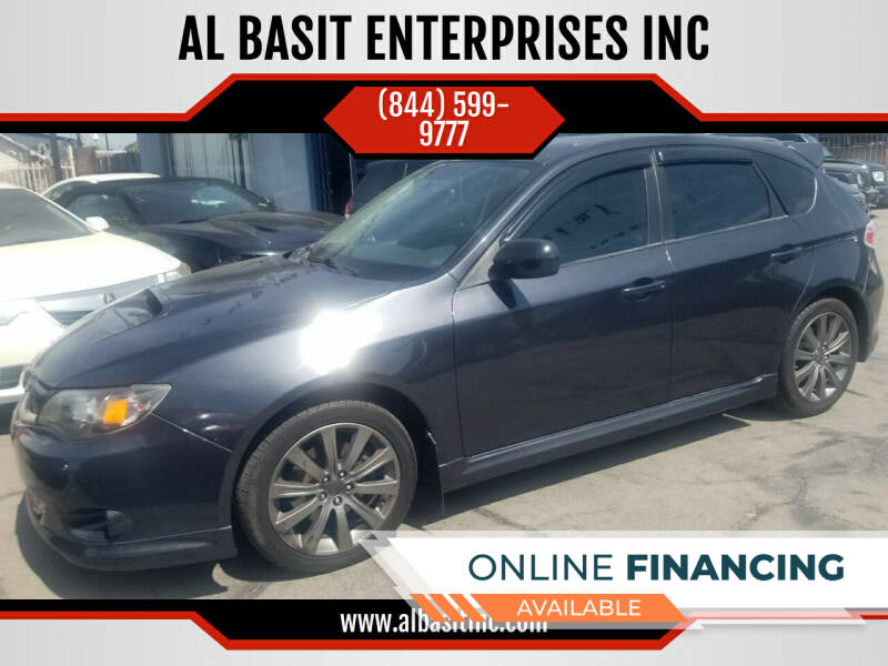 2009 Subaru Impreza for sale at AL BASIT ENTERPRISES INC in Riverside CA