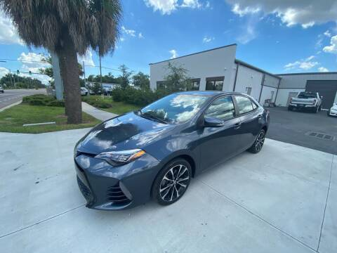 2017 Toyota Corolla for sale at Bay City Autosales in Tampa FL