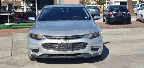 2016 Chevrolet Malibu for sale at Auto Land in Ontario CA
