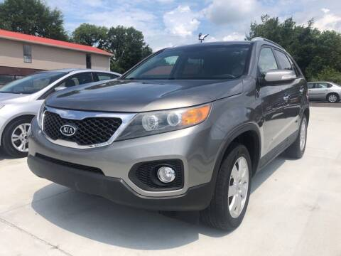 2012 Kia Sorento for sale at Wolff Auto Sales in Clarksville TN