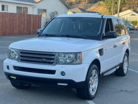 2006 Land Rover Range Rover Sport for sale at JENIN MOTORS in Hayward CA