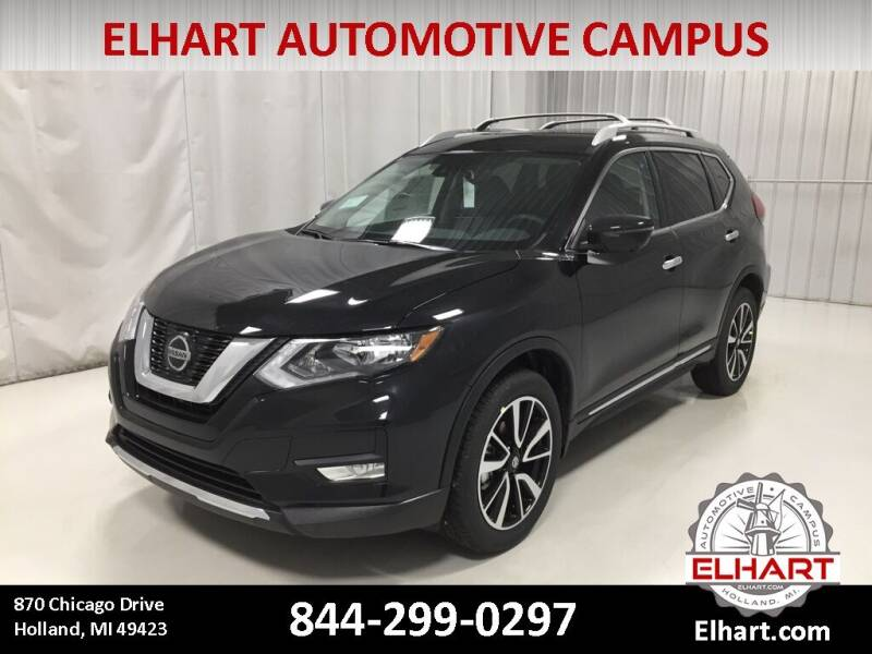 2019 Nissan Rogue for sale in Holland, MI