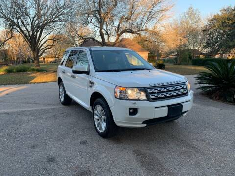 2012 Land Rover LR2 for sale at CARWIN MOTORS in Katy TX